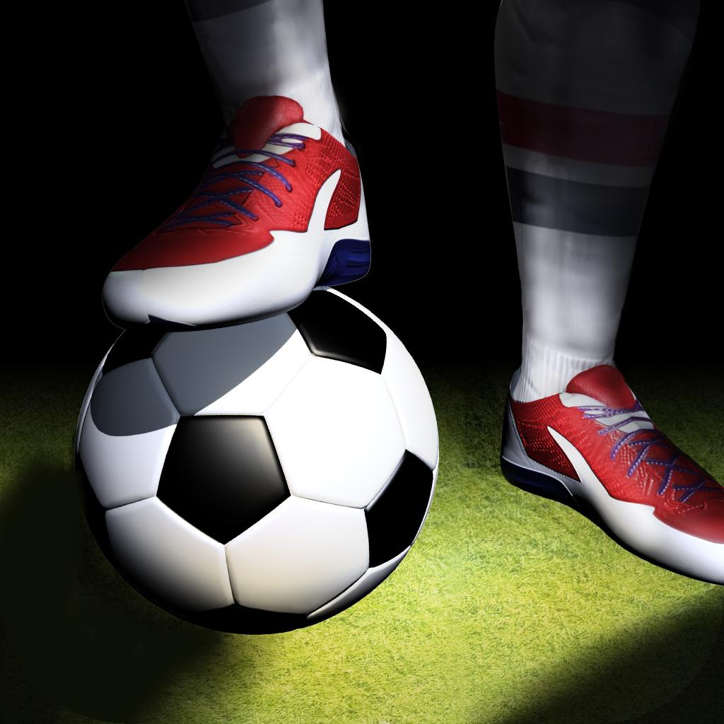 Football Kicks: Title Race iOS